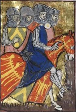 Après la première croisade (XIème siècle), Baudouin le Lépreux devient le premier roi chrétien de Jérusalem.