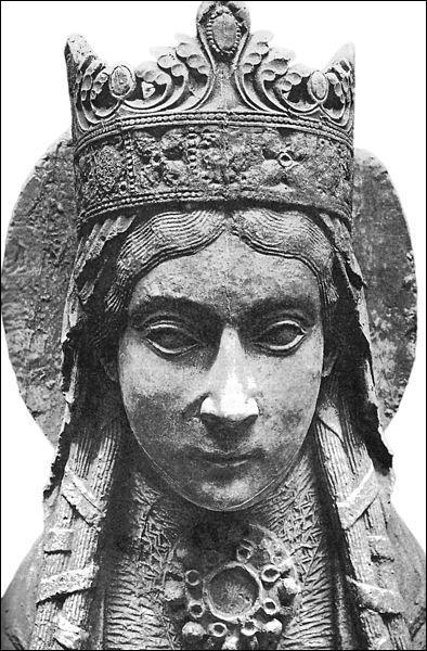 Clovis (466-511), le roi des Francs, est marié à une future sainte.