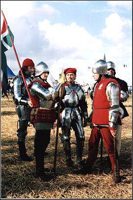 Pendant la Guerre de Cent Ans, la bataille de Crécy (1346) est une victoire décisive des Français contre les Anglais.