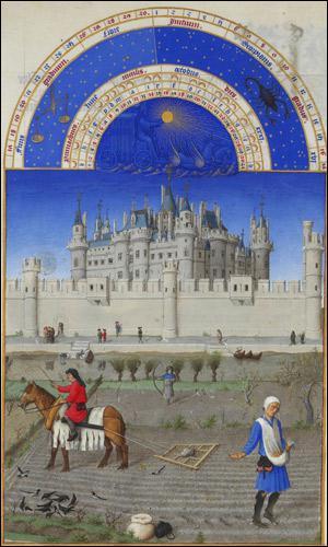 Charles V (1364-1380) est le premier roi à résider au Louvre.