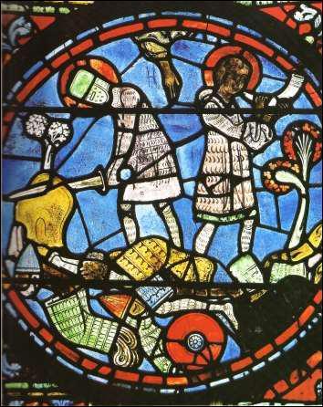La défaite de Roncevaux est reprise dans la 'Chanson de Roland', poème écrit par un témoin des évènements.