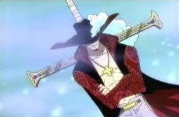 One Piece, les puissants corsaires