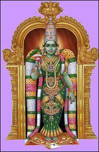 Déesse, femme de Shiva et mère de Ganesh