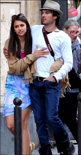 Lequels de ces acteurs forment un couple à la ville ?
