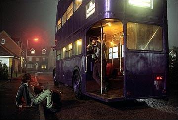 Combien coûte le voyage en Magicobus pour se rendre à Londres ?