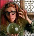 Lorsque Harry lit dans les feuilles de thé, et qu'il voit un gland, que celà signifie-t-il ?