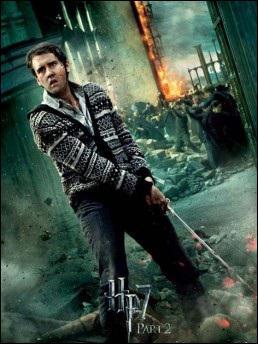Qui Neville a-t-il tué ? Et avec quoi ?
