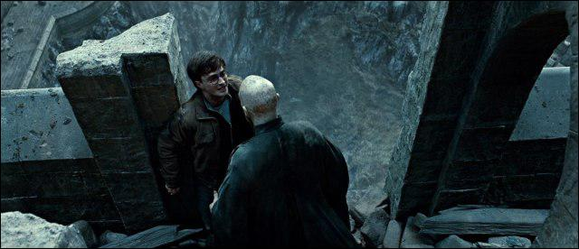 Que dit Harry à Voldemort ?