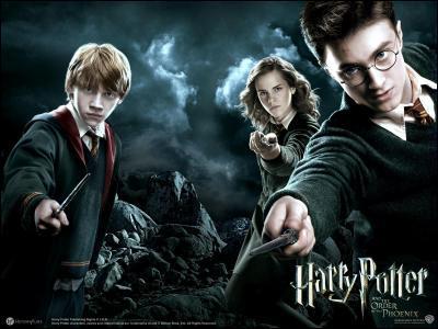 Qui a écrit Harry Potter ?