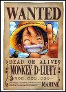 Quelle est la prime du faux Luffy ?