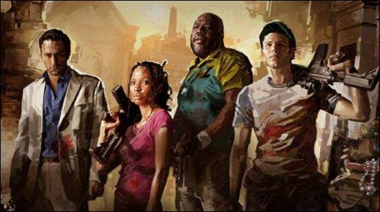 Dans left 4 dead 2 comment s'appelle le survivant qui a un pull bleu et jaune ?