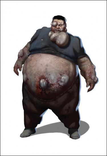 Comment s'appelle dans left 4 dead 1 le zombie qui vomit sur les survivants ?