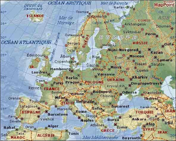 Geographie Espagne Ville De Motos