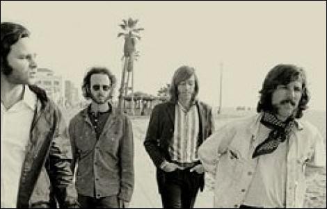 Cochez les morceaux composés par les Doors :