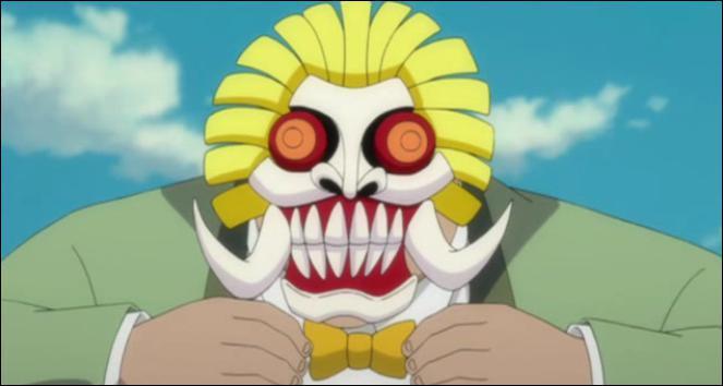 A qui appartient ce masque de vizard ?