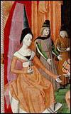 Parmi les brus de Philippe IV le Bel impliquées dans le scandale de la Tour de Nesle, laquelle ne fut pas accusée d'adultère mais de connivence et fut libérée ?