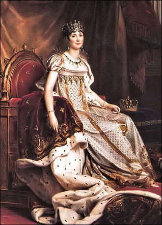Laquelle des propositions suivantes concernant Joséphine de Beauharnais qui a été couronnée impératrice en 1804 puis répudiée en 1809 est fausse ?