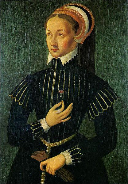 Claude de France a été fille de roi, épouse de roi et mère de roi.