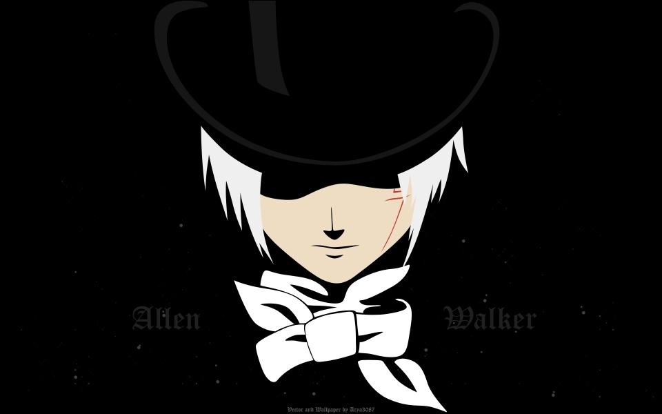 Dans D. Gray-Man. : Allen Walker est un ...