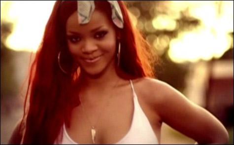 De quel clip de Rihanna est extraite cette image ?