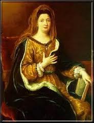 Laquelle des propositions suivantes concernant la marquise de Maintenon, seconde épouse de Louis XIV est fausse ?