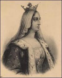 Lors du départ de Louis IX à la croisade en 1248, à qui confia-t-il la régence ?