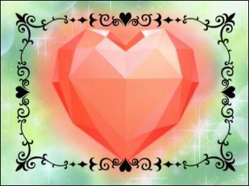 Combien valent les Cœurs rouge foncé ?