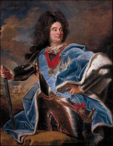 J'ai sauvé la France à la bataille de Denain et j'ai résisté à Marlborough à la bataille de Malplaquet :