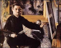 Passionné de bateaux et d'art, il a peint ' les Raboteurs ', c'est ... ...