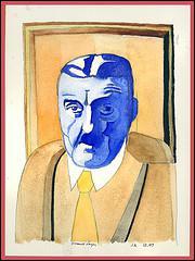 Pionnier du Cubisme, c'était un peintre, céramiste et sculpteur ... ...
