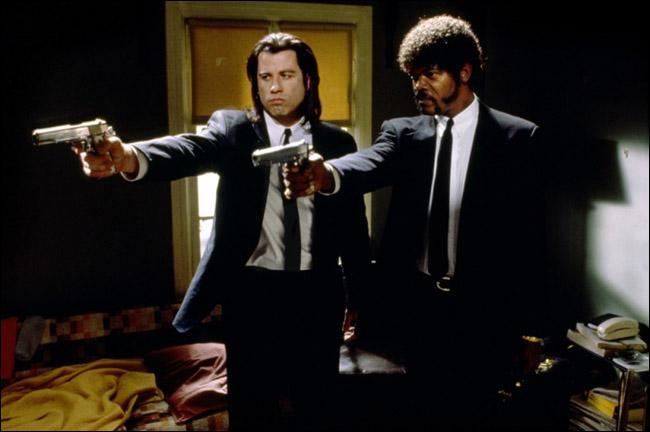 A quel film de Quentin Tarantino appartient cette image :