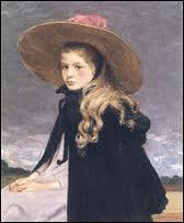 Henriette au grand chapeau