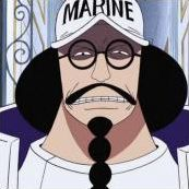 One Piece - la marine