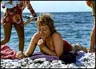 Qui était le partenaire d'Annie Girardot dans le film 'la vieille fille' de Jean-Pierre Blanc ?