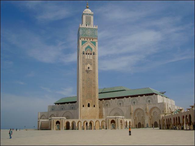 Quelle est cette mosquée ?