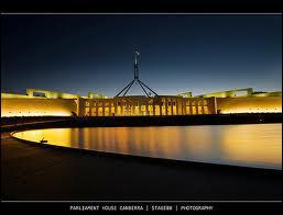 De quel pays Canberra est-elle la capitale ?