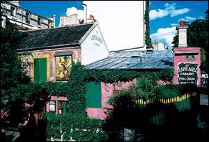 Quel est le nom de ce cabaret montmartrois qui fut la propriété d'Aristide Bruant ?
