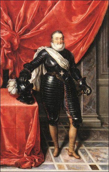 Qui est ce roi de France?