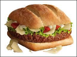 Comment s'appelle le sandwich ?