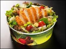 Comment s'appelle cette salade ?
