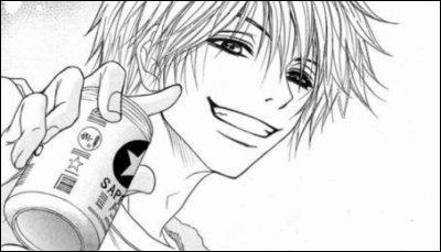 Comment s'appelle le héros de ce manga ?