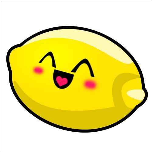 Un lemon, c'est… :