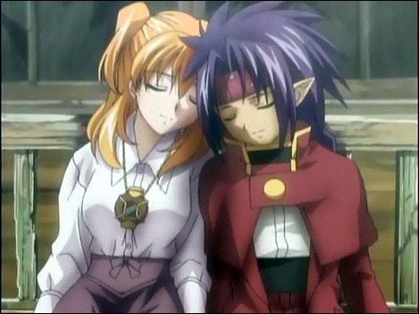 A quel anime appartiennent ces deux personnages ?