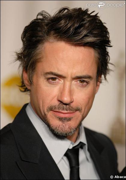 Quel super-héros a été interprété à l'écran par Robert Downey Jr ?