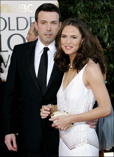 Quels personnages ont été joués respectivement par Ben Affleck et Jennifer Garner ?