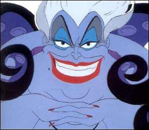 Comment s' appelle cette méchante femme ?