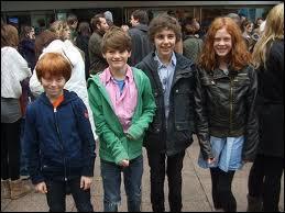 Dix-neuf ans plus tard : comment s'appellent les enfants de Ron et Hermione ?