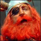 Qui interprète le capitaine des pirates, Barbe Rouge dans ' Astérix et Obélix : Mission Cléopâtre' ?
