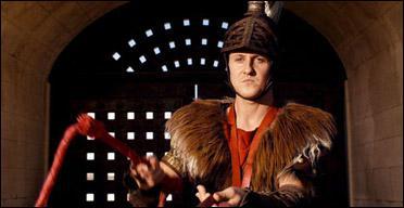 Michael Schumacher joue dans le film ' Astérix aux jeux olympiques'. Quel est son nom ?