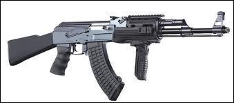 Que veut dire le A-K de AK-47 ?